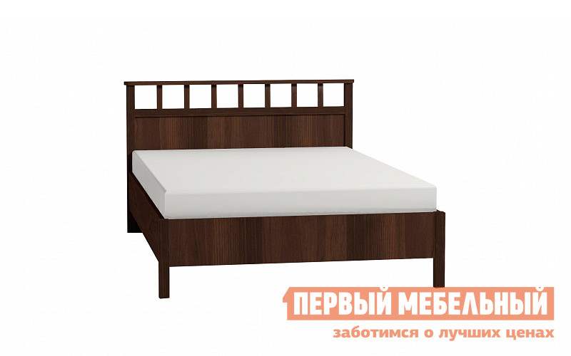 Двуспальная кровать ТД Арника Sherlock 46 / 47 / 48 двуспальная кровать тд арника амели x кровать металлический каркас