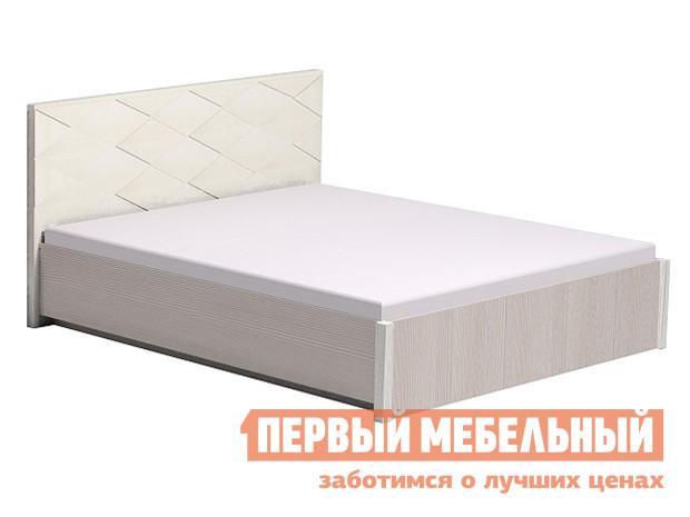 Двуспальная кровать ТД Арника Марсель 36.2 / 37.2 / 38.2 (спальня) Кровать с подъемным механизмом