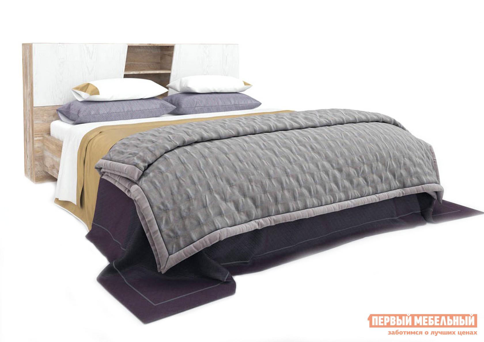 Двуспальная кровать ТД Арника Кровать 1600 Лайт КМК 0551.11