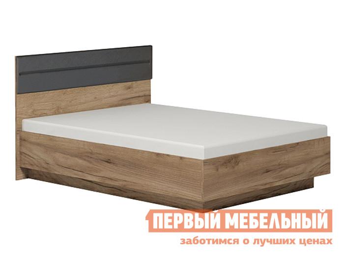 Двуспальная кровать ТД Арника NEO 306 / NEO 307 / NEO 308 (спальня) Кровать Люкс с подъемным механизмом