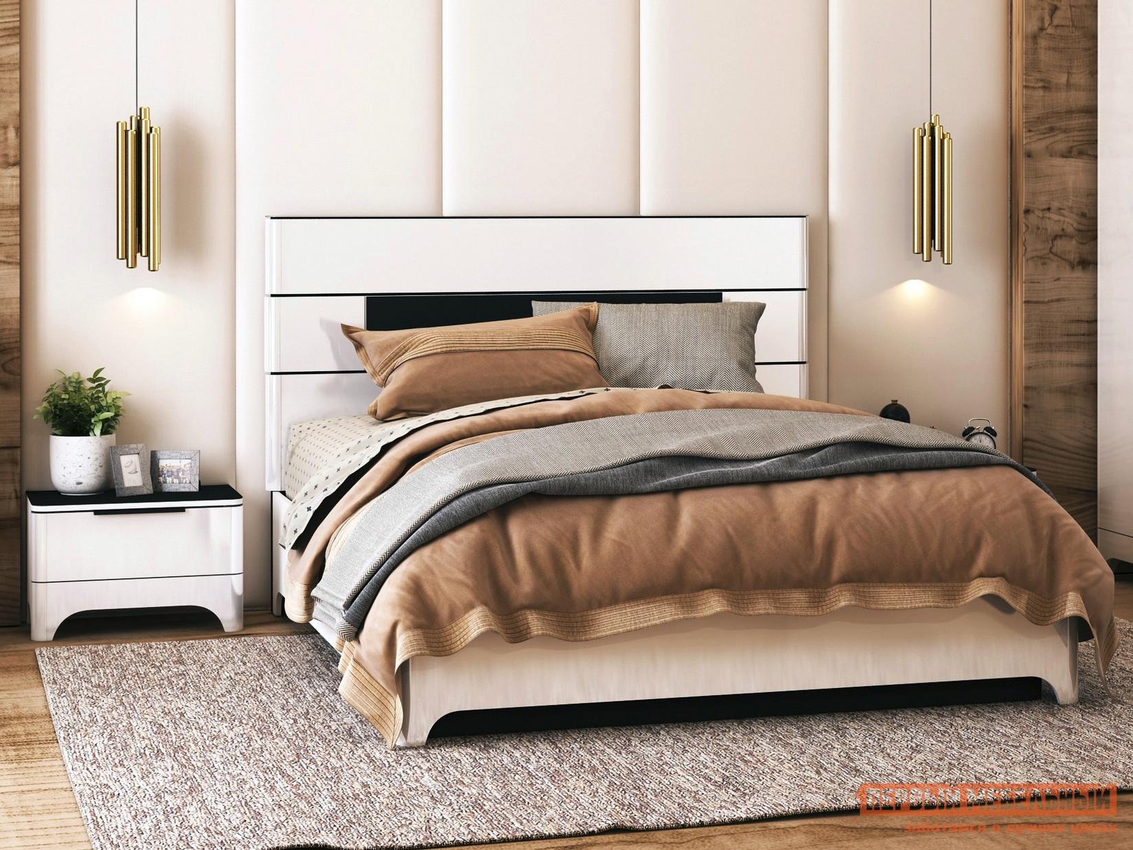 Двуспальная кровать с подъемным механизмом ТД Арника Танго 05 с ПМ двуспальная кровать askona grace пм