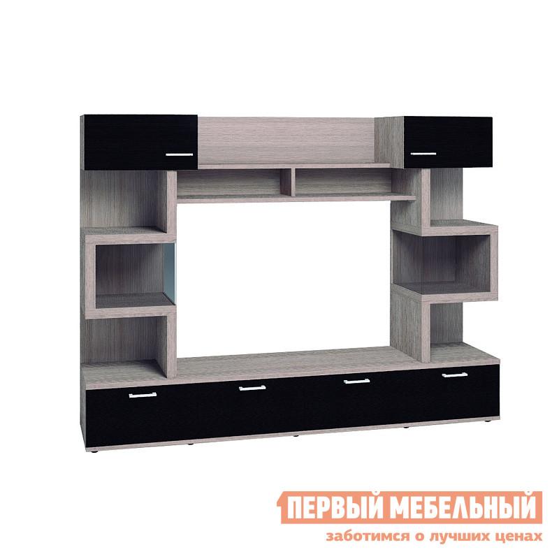 цена Стенка для гостиной ТД Арника BERLIN 2 (гостиная) Шкаф МЦН