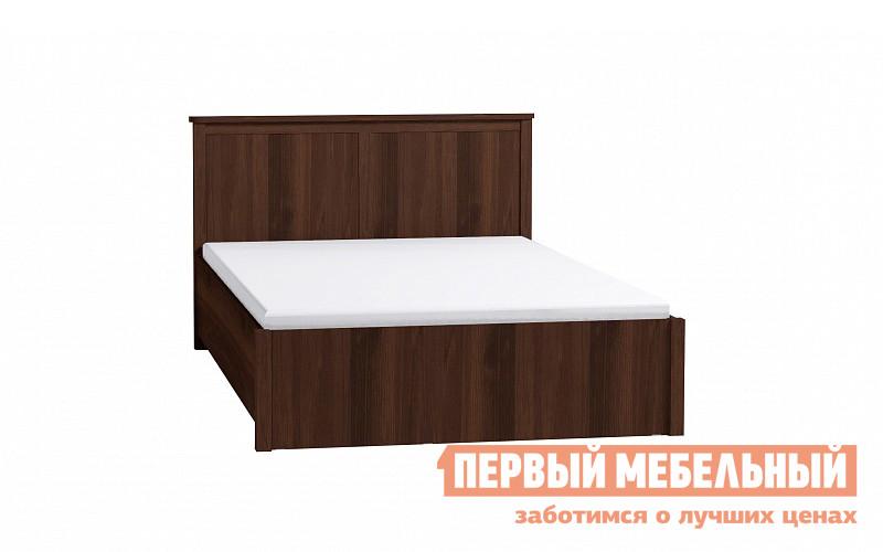 Полутороспальная кровать ТД Арника Sherlock 43.2 (спальня) Кровать с подъемным механизмом (1400)