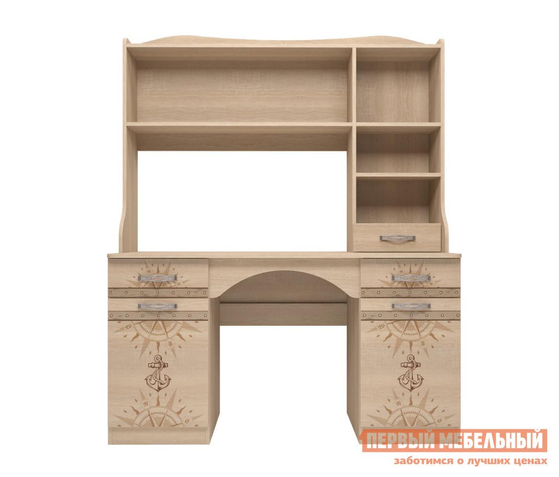 Компьютерный стол детский ТД Арника Квест (06)+Квест (11)