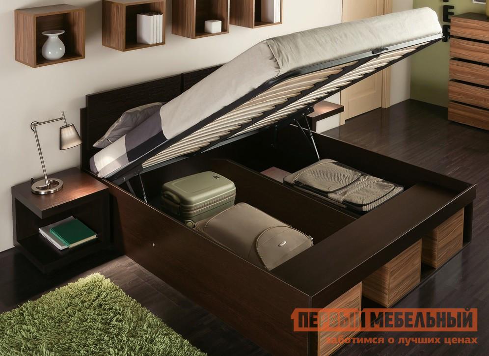 Полутороспальная кровать ТД Арника HYPER (спальня) Кровать 3 детская кровать тд арника 21 диван кровать