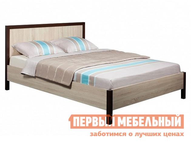Односпальная кровать ТД Арника BAUHAUS 5 bauhaus