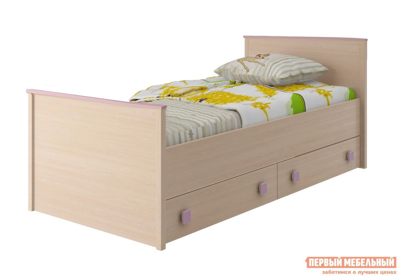Детская кровать ТД Арника ИД 01.94 детская кровать тд арника 21 диван кровать