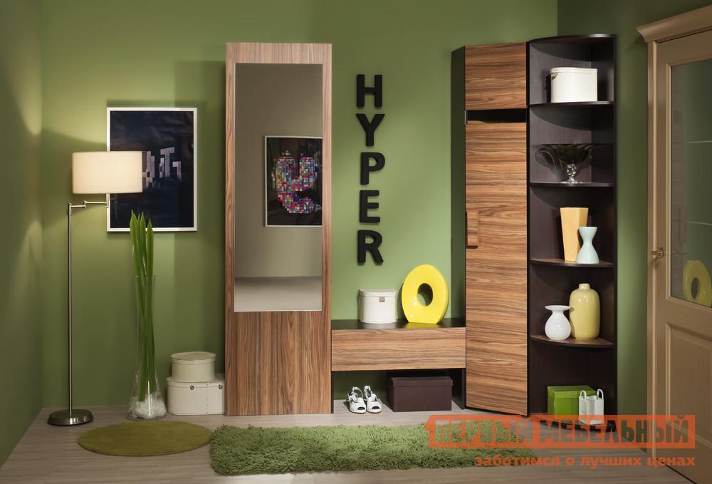 Прихожая в коридор ТД Арника Хайпер К1 комплект детской мебели тд арника робинзон к1