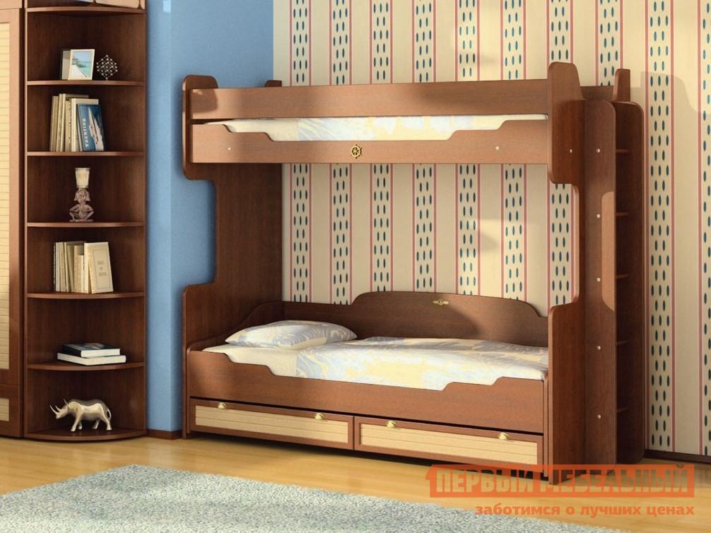 Двухъярусная кровать ТД Арника ИД 01.164а кровать чердак тд арника принцесса 12