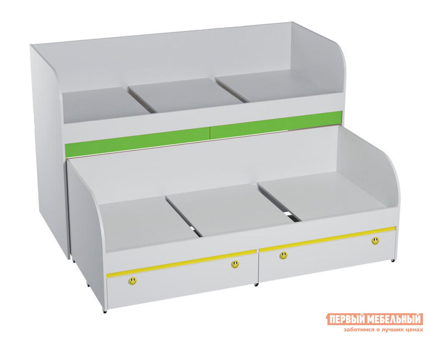 Кровать ТД Арника Кровать двухъярусная Мамба КР-06 цены