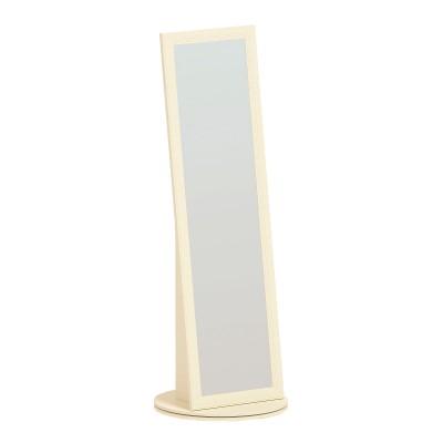 Напольное зеркало Заречье М17 Weave светлый