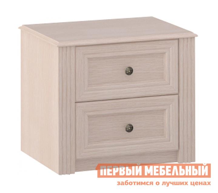 Прикроватная тумбочка Глазов-Мебель MONTPELLIER (спальня) Тумба прикроватная 1 Дуб млечный от Купистол