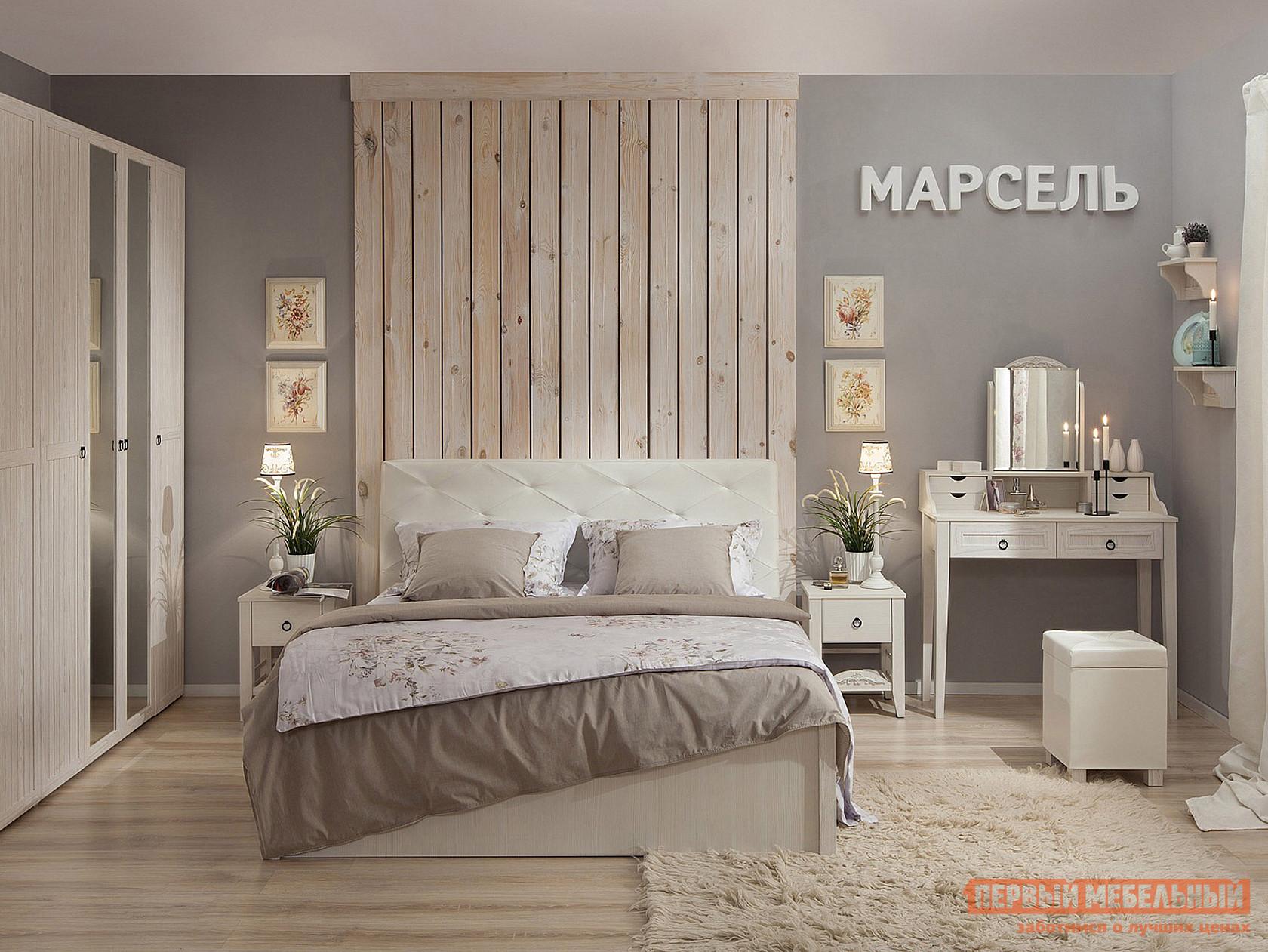 Спальный гарнитур ТД Арника Марсель Компоновка 2