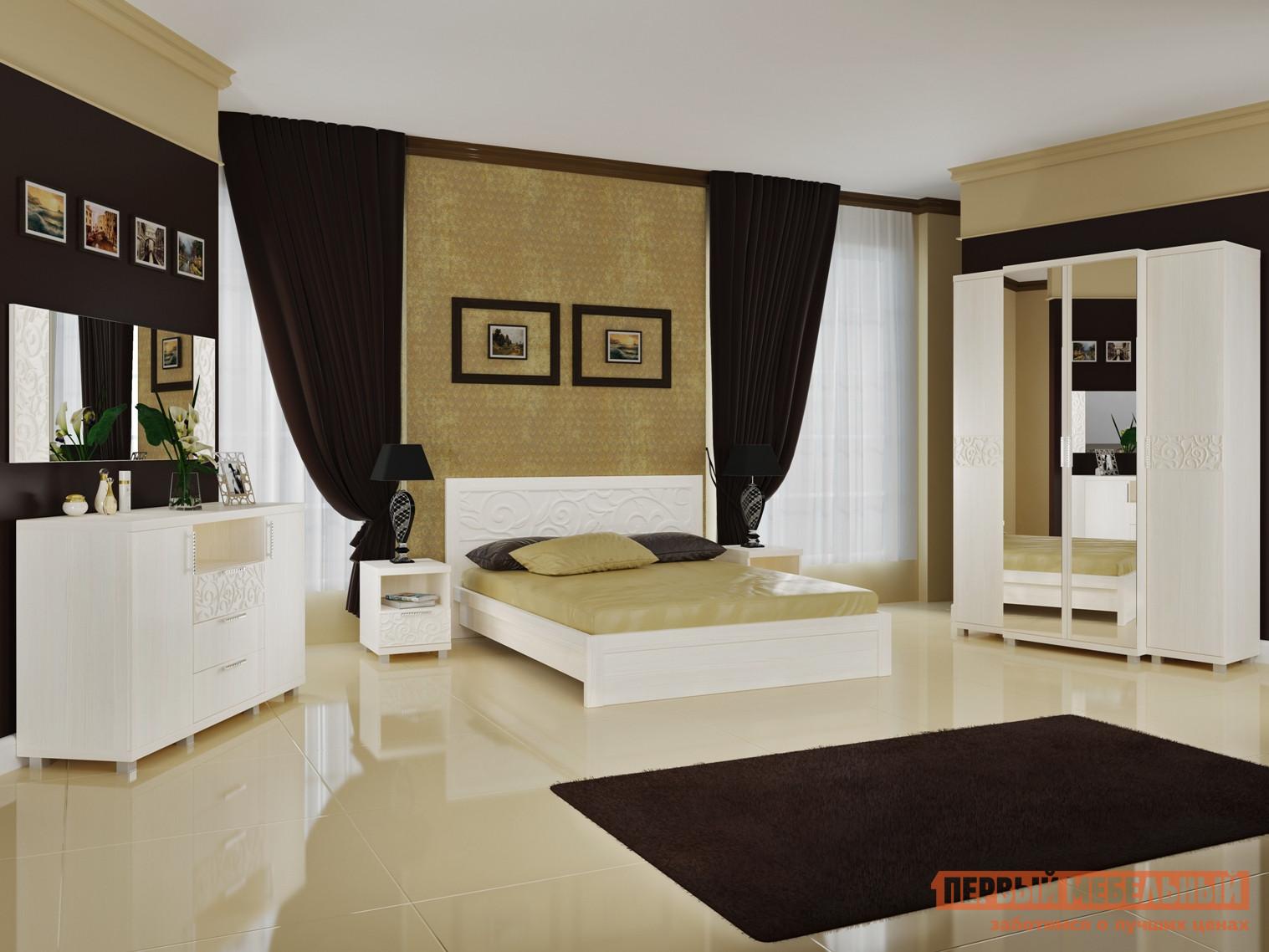 Комплект мебели для спальни ТД Арника Ирис К4 комплект детской мебели тд арника робинзон к1