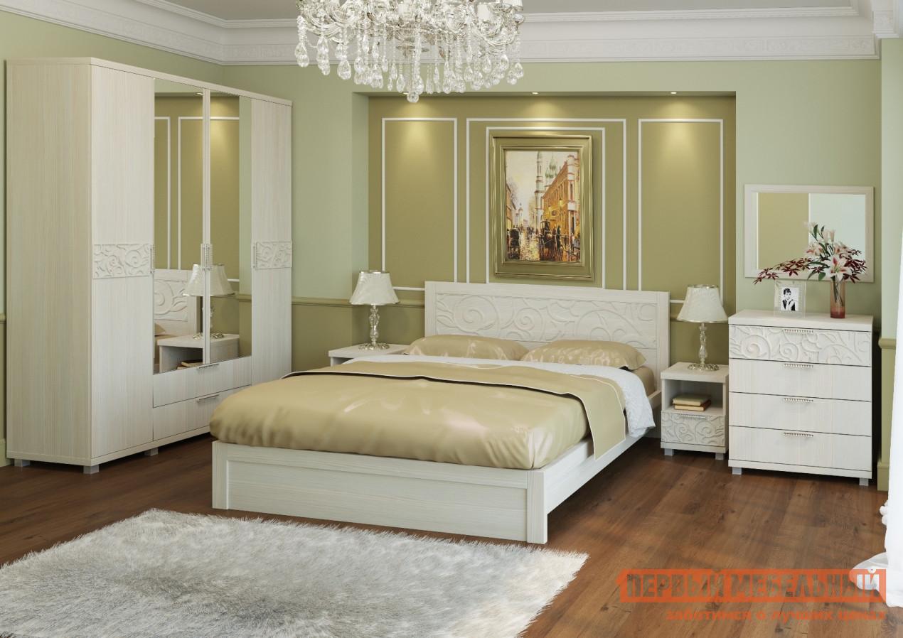 Комплект мебели для спальни ТД Арника Ирис К2 комплект мебели для спальни тд арника амели венге к1