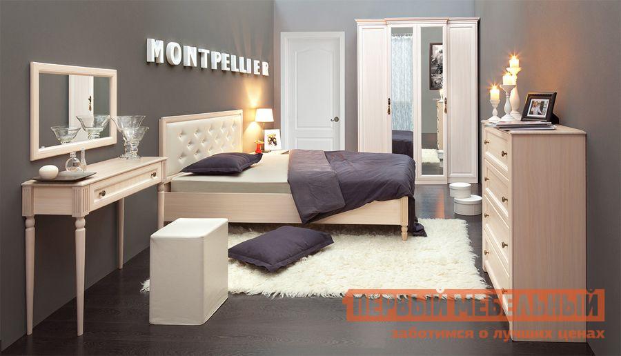 Комплект мебели для спальни ТД Арника Монтпелье К2 комплект детской мебели тд арника робинзон к1