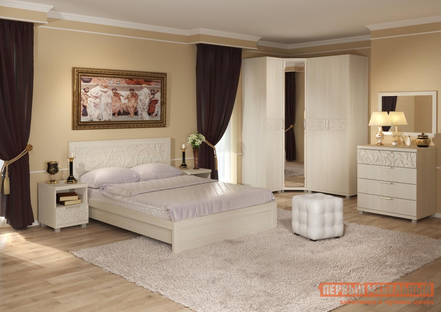 Комплект мебели для спальни ТД Арника Ирис К1 комплект мебели для спальни трия амели к1