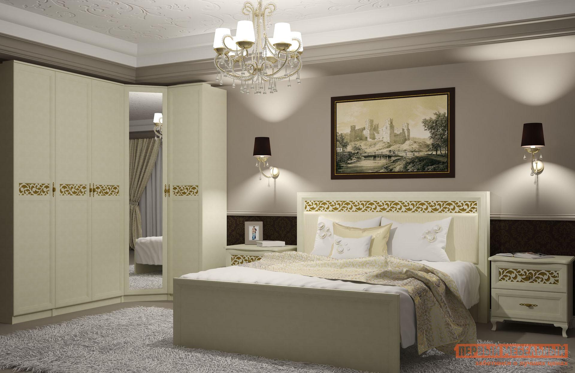 Комплект мебели для спальни ТД Арника Ливадия К1 комплект мебели для спальни тд арника амели венге к1