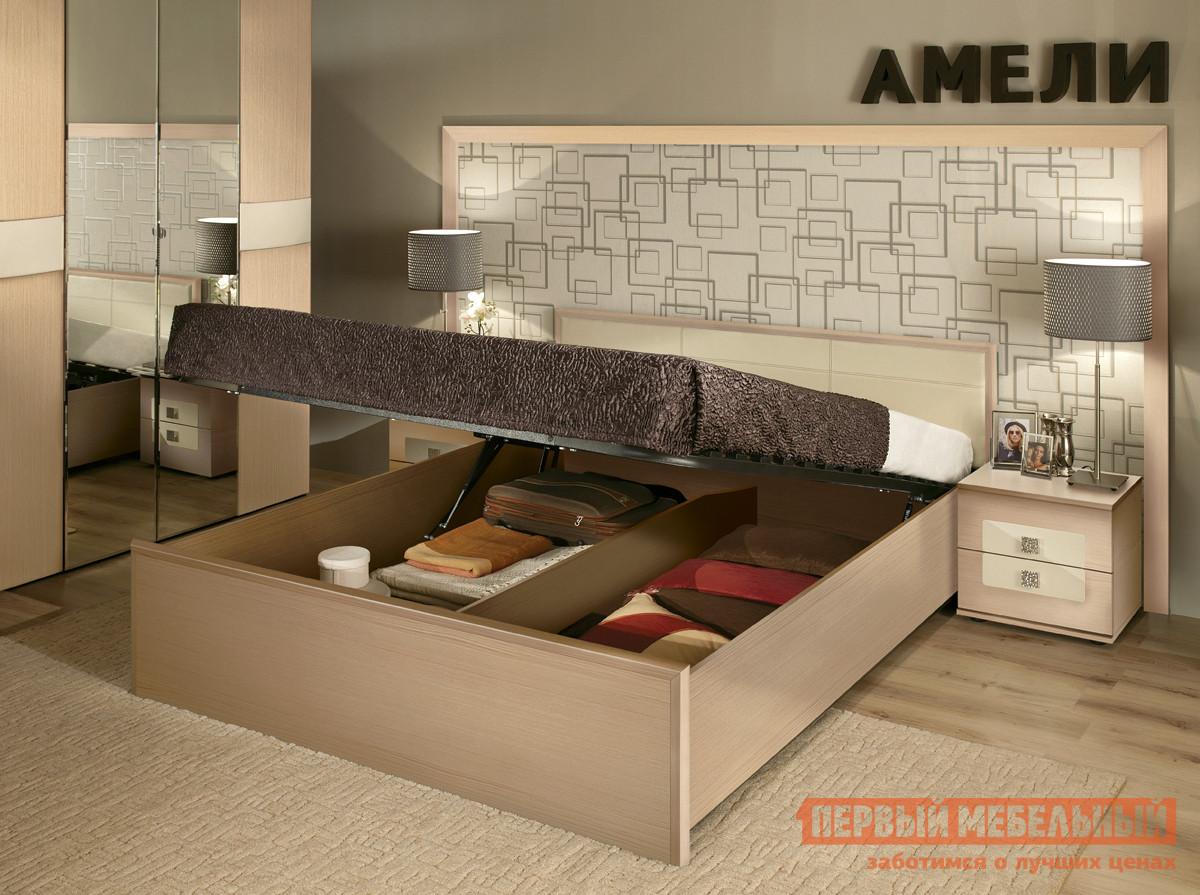 Комплект мебели для спальни ТД Арника Амели Дуб К4 комплект мебели для спальни трия амели к1