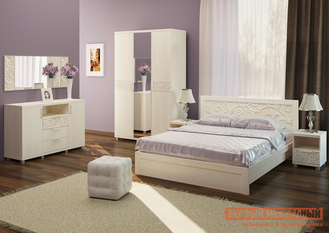 Комплект мебели для спальни ТД Арника Ирис К5 комплект детской мебели тд арника робинзон к1