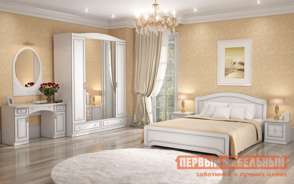 Комплект мебели для спальни ТД Арника Мальвина-люкс К1 комплект мебели для спальни трия амели к1