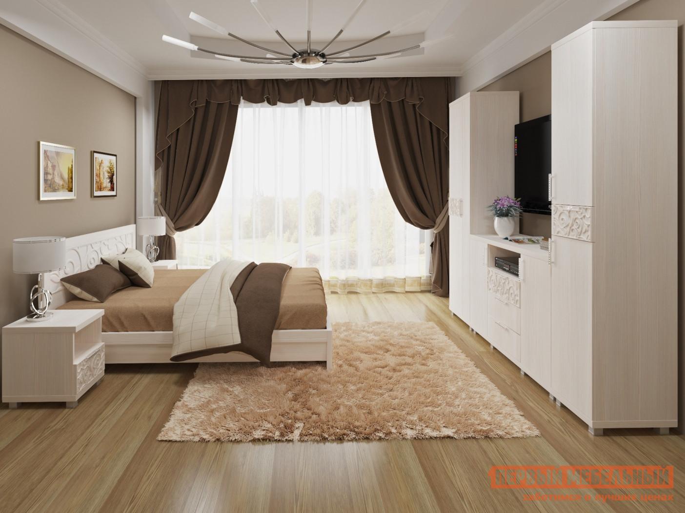 Комплект мебели для спальни ТД Арника Ирис К3 комплект детской мебели тд арника робинзон к1