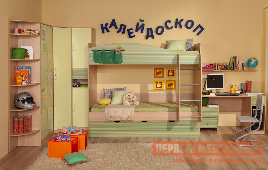 Комплект детской мебели ТД Арника Калейдоскоп К3 golf 3 td 2011