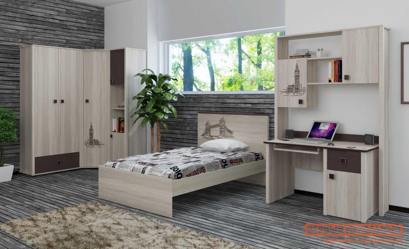 Комплект детской мебели ТД Арника Хэппи К4 комплект детской мебели тд арника робинзон к1