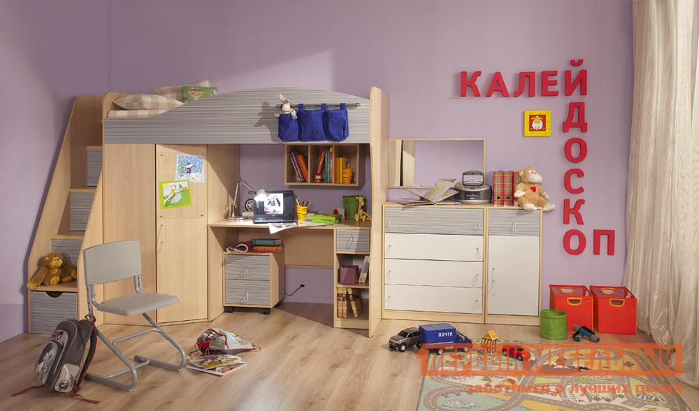 Комплект детской мебели ТД Арника Калейдоскоп К1 комплект детской мебели мебельсон амели м к1