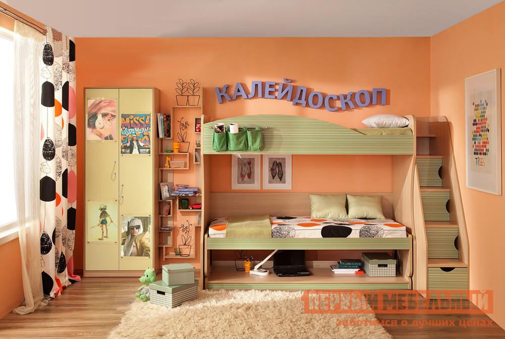 Комплект детской мебели ТД Арника Калейдоскоп К5 комплект детской мебели тд арника робинзон к1