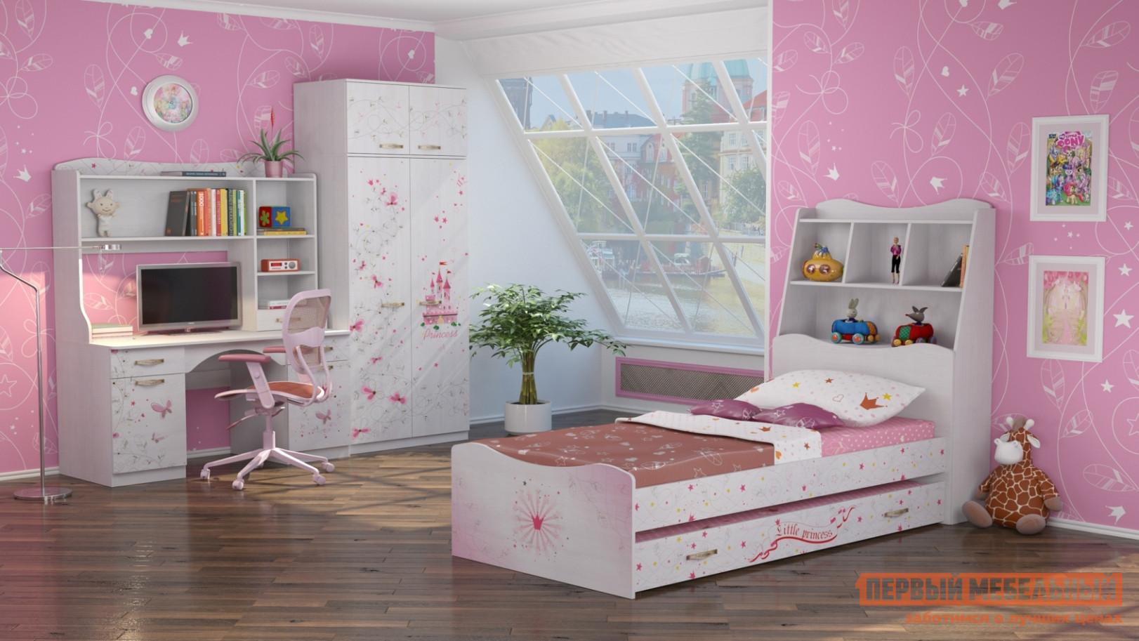 цена Комплект детской мебели ТД Арника Принцесса К5 в интернет-магазинах