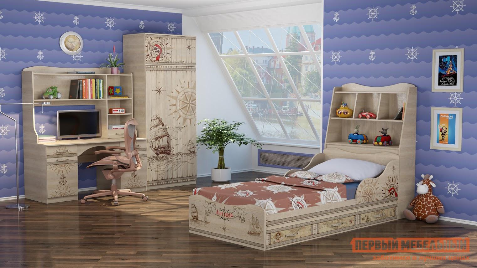 Комплект детской мебели ТД Арника Квест К4 детский шкаф для одежды тд арника квест 01 квест 01 квест 02