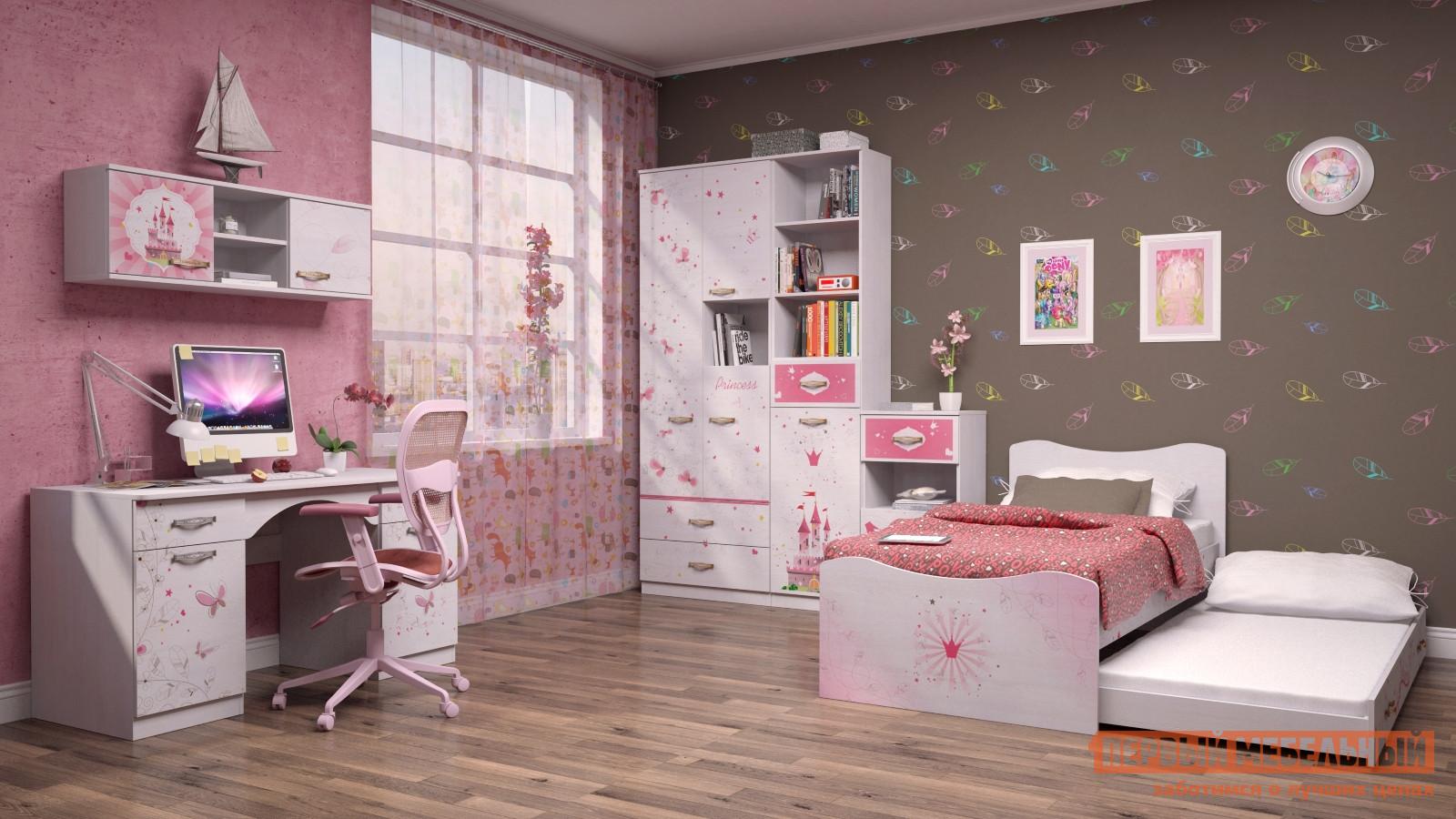 цена Комплект детской мебели ТД Арника Принцесса К4 в интернет-магазинах