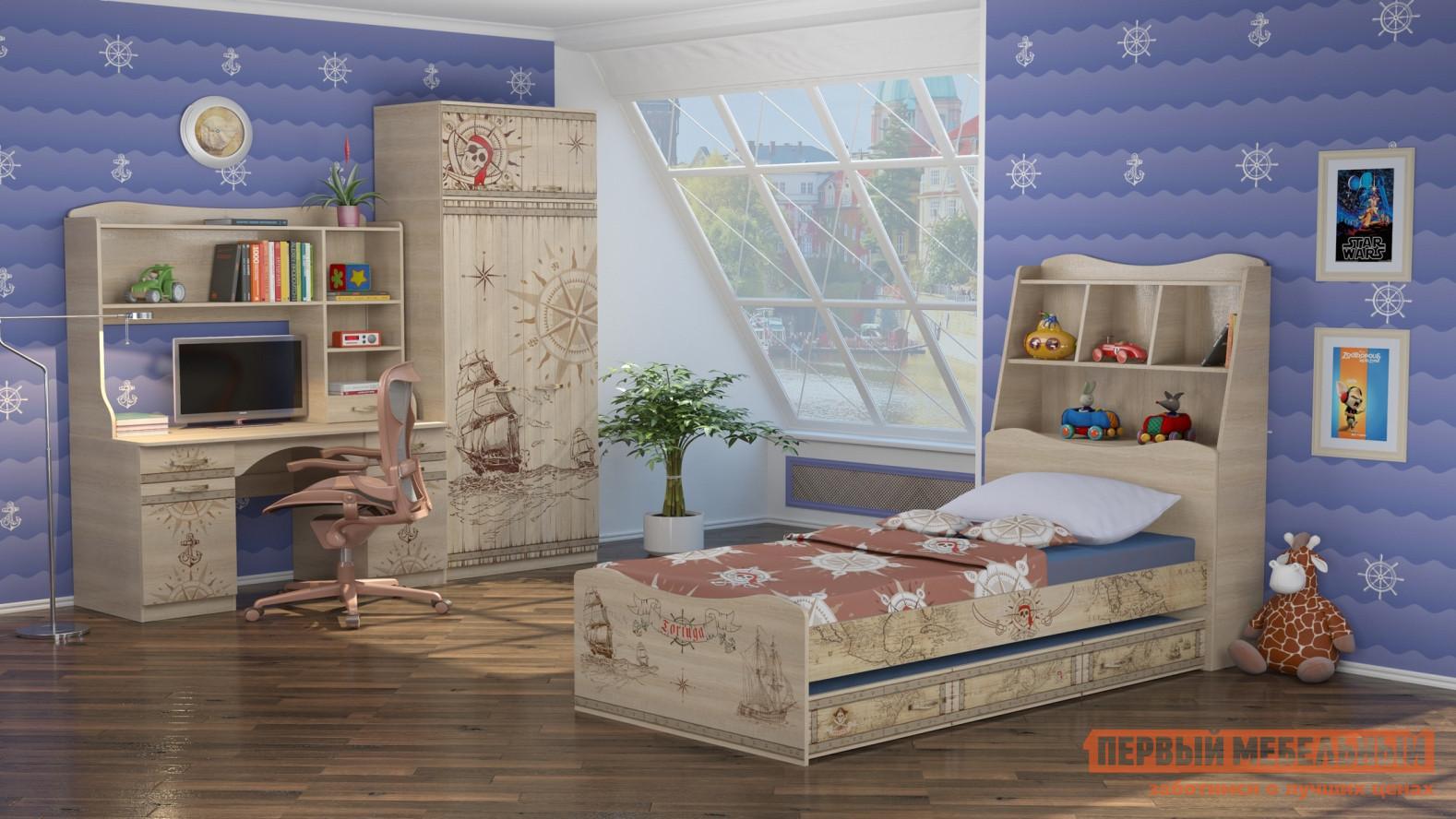 цена Комплект детской мебели ТД Арника Квест К2 в интернет-магазинах