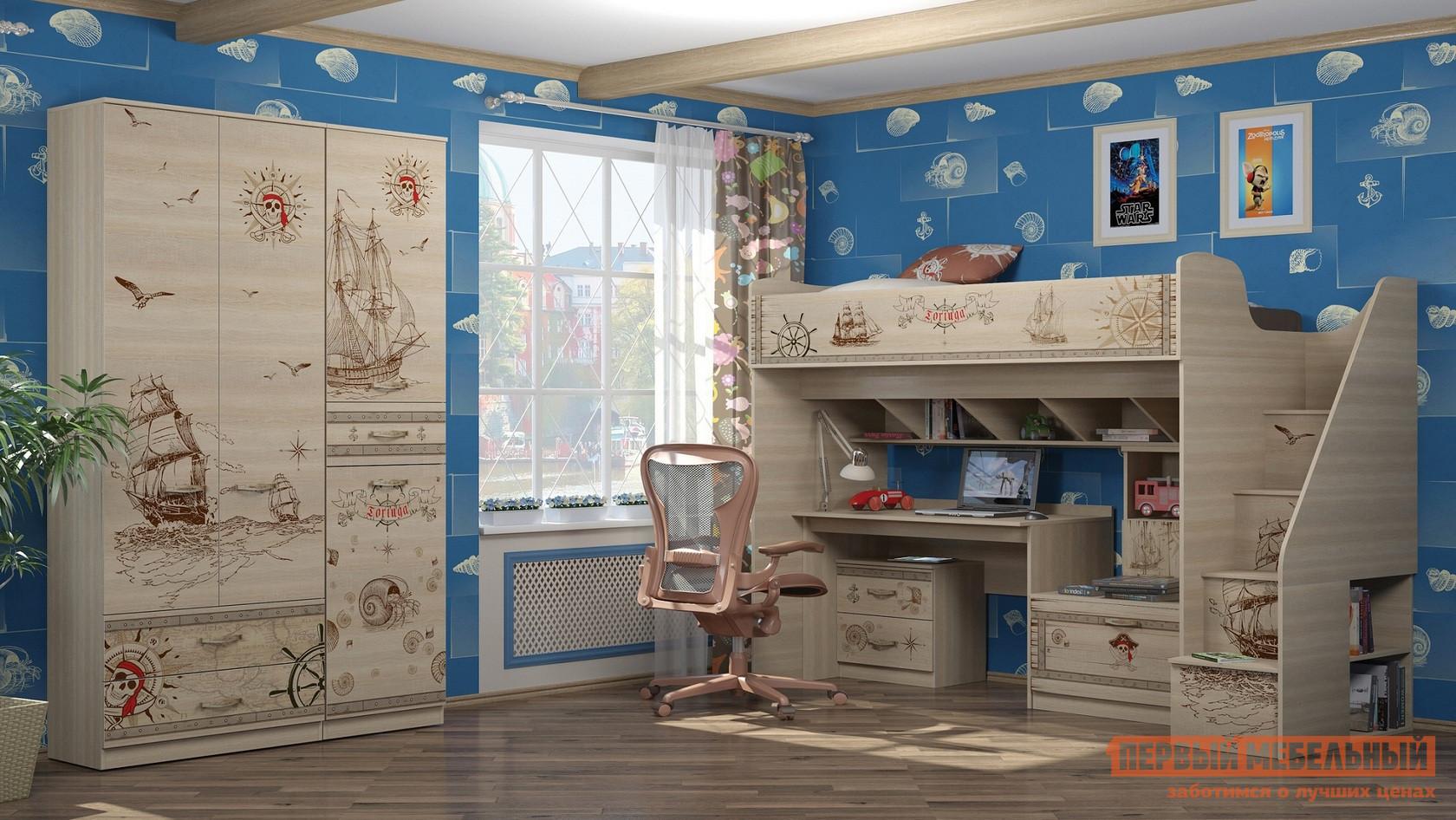 цена Комплект детской мебели ТД Арника Квест К3 в интернет-магазинах
