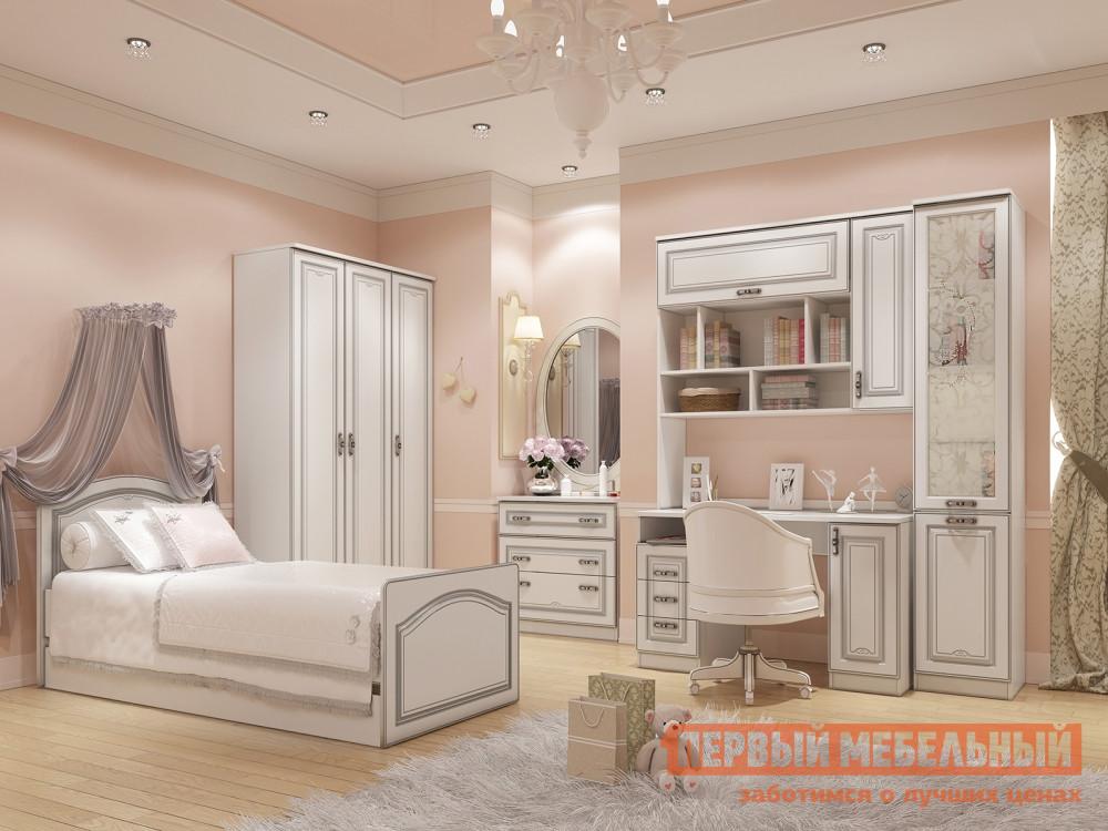 Комплект детской мебели ТД Арника Мальвина К1 комплект детской мебели трия прованс к1