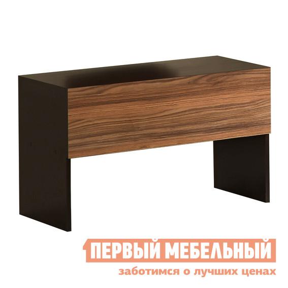 Тумба Глазов-Мебель Hyper Тумба 2 Венге / Палисандр