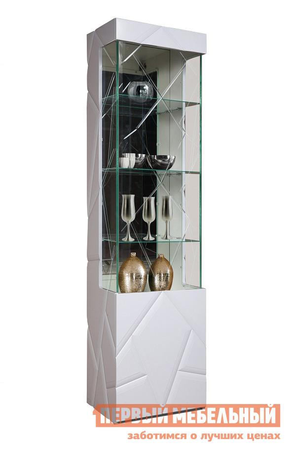 Шкаф-витрина ТД Арника Шкаф с витриной «Л Кензо» КМК 0674.12 / Шкаф с витриной «П Кензо» КМК 0674.13