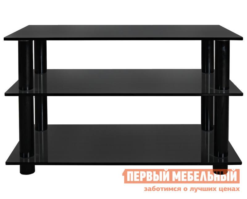 ТВ-тумба Akur Design Studio Джетта Ширина 1000 мм, Черный