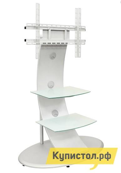 ТВ-тумба Akur Design Studio Лямбда белая стоимость