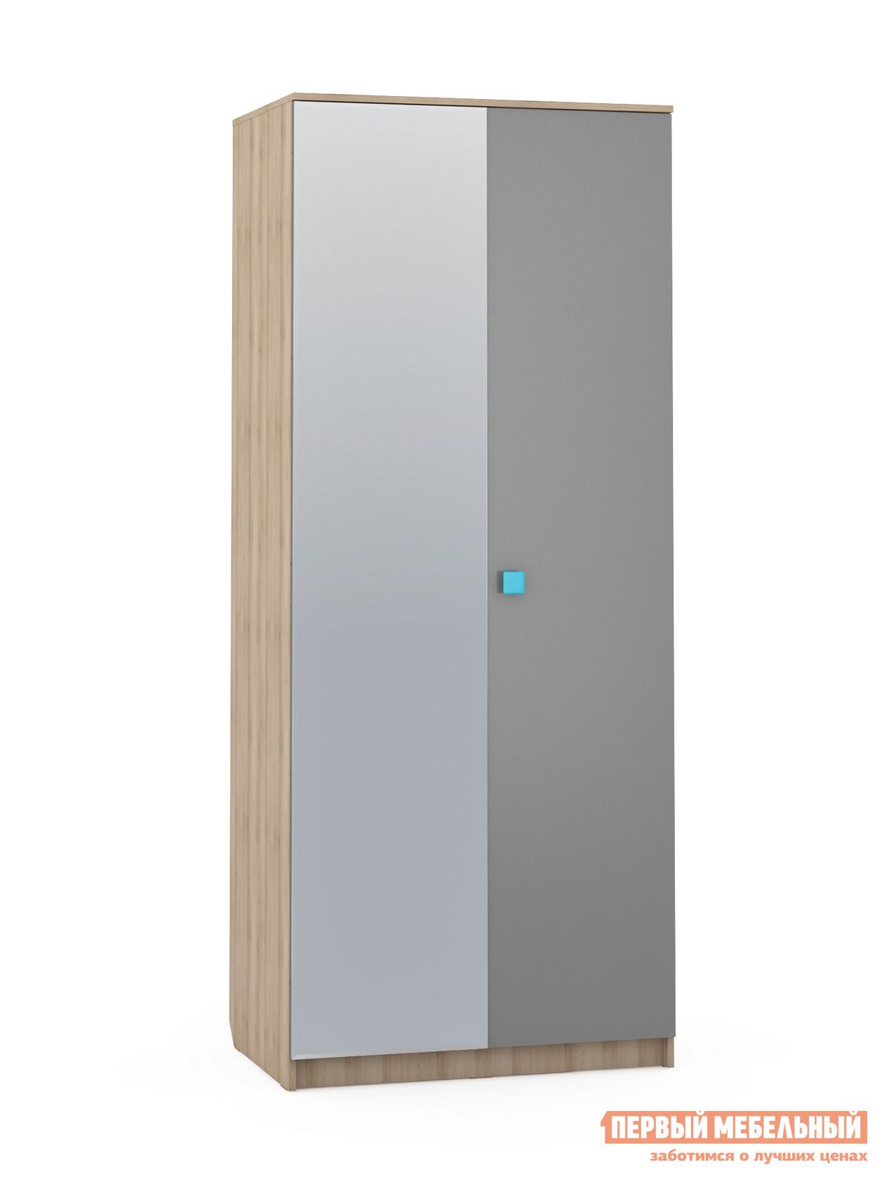 Шкаф детский Первый Мебельный Доминика 451/02 К Шкаф 2-х дверный цена