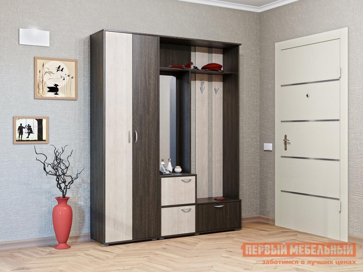 Прихожая Первый Мебельный Глория К2 кухонный гарнитур витра глория 3 к2