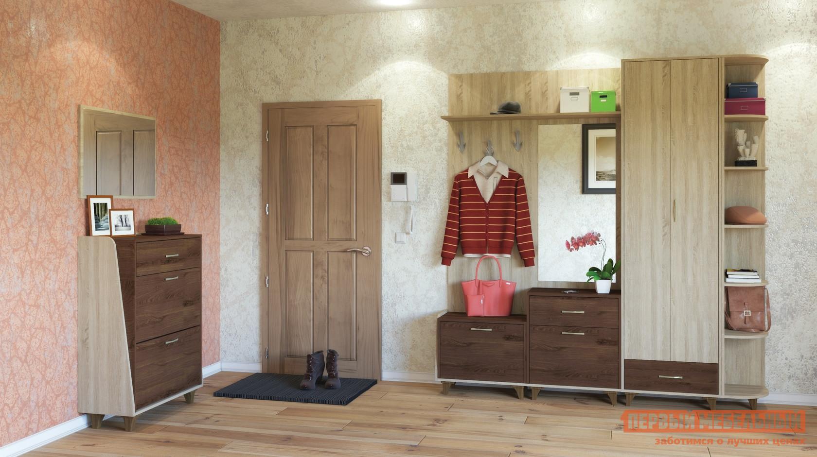 цена Модульная прихожая Первый Мебельный Келли К1 в интернет-магазинах