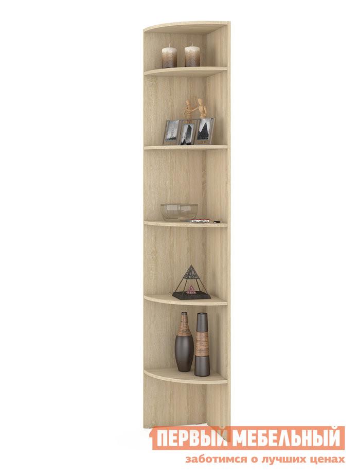 Угловой стеллаж Первый Мебельный Глория 2 111 К Угол