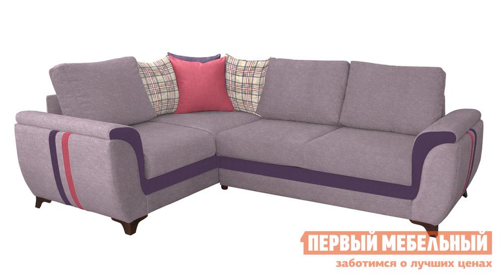Угловой диван Первый Мебельный Эмма диван угловой