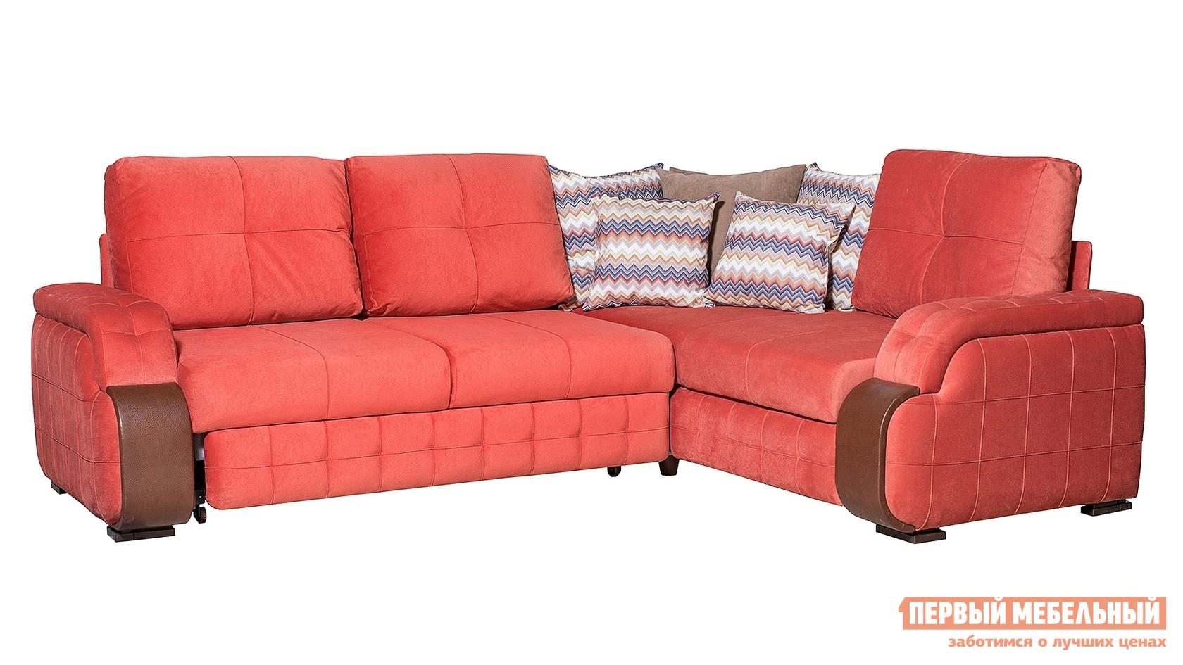 Угловой диван Первый Мебельный Диван Николь угловой