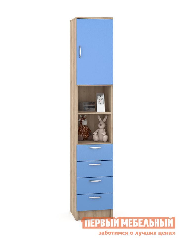 Шкаф детский Первый Мебельный Ника 406 Пенал 406