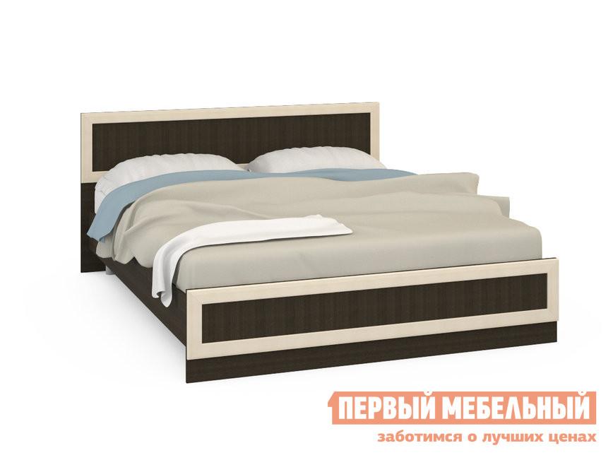 Полутороспальная кровать Первый Мебельный Верона 502 К 140 кровать кровать mobi верона 502 к 140 кровать верона 502 к 160 кровать