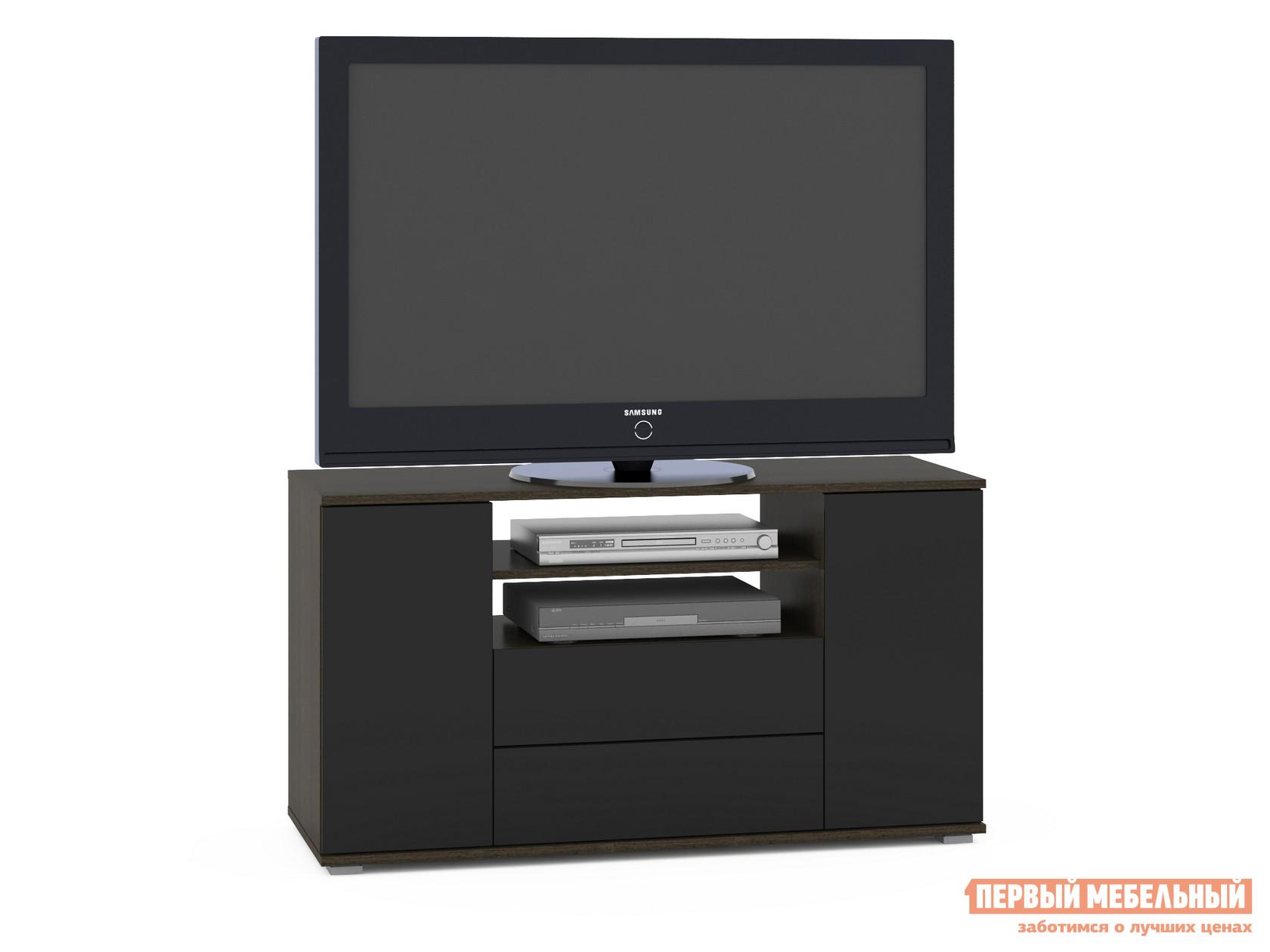 Тумба под телевизор Первый Мебельный Мишель 2102 Тумба ТВ тумба под телевизор мебелеф тумба под тв мебелеф 6