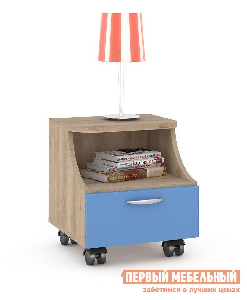 все цены на Тумба детская Первый Мебельный Ника 433 Тумба онлайн